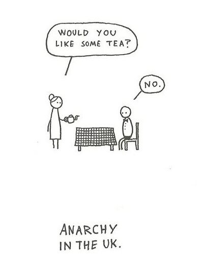 Anarchy...everywhere!