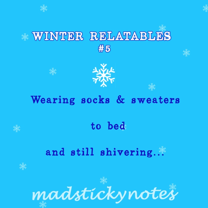 Winter Relatables 5